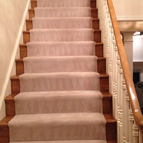 Staircase Rug Cleaning